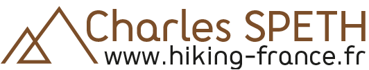 Logo hiking france